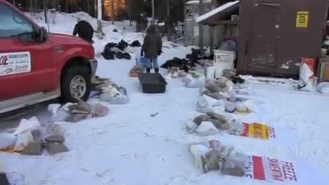 Thumbnail for entry Iditarod Drop Bags 2010