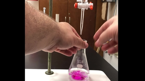 Thumbnail for entry Acid and Base Titration