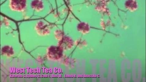 Thumbnail for entry West Tech Tea Co.