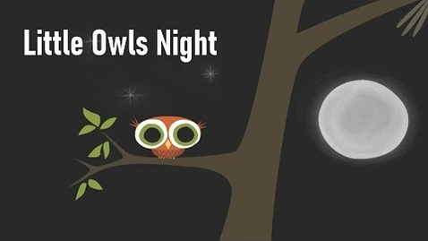 Thumbnail for entry Little Owls Night - kids books read aloud - stories read aloud - preschool books - bedtime stories