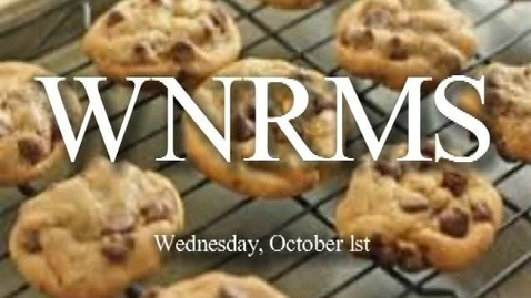 Thumbnail for entry WNRMS Morning Show 10/1/2014