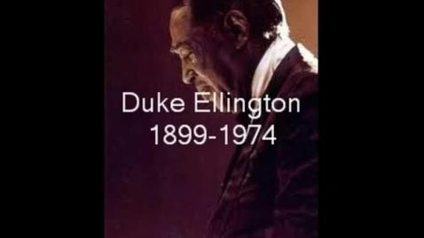 Thumbnail for entry WSOA news: Duke Ellington-The Great Composer