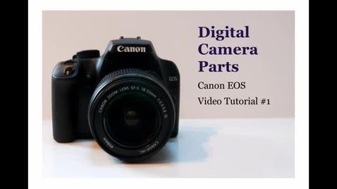 Thumbnail for entry Digital Camera Parts