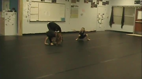 Thumbnail for entry Shape Choreography 3rd period 6th grade 9-11-15 Group G M K