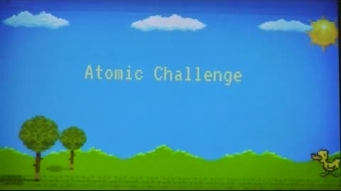 Thumbnail for entry Atomic Challenge