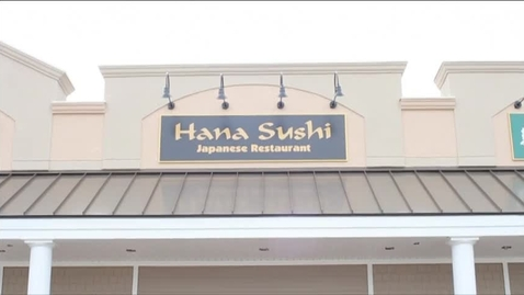 Thumbnail for entry Manchester Hot Spot - Hanna Sushi
