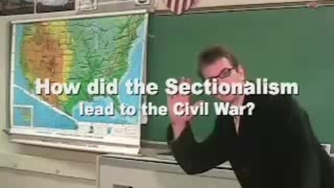 Thumbnail for entry Sectionalism in Ten Minutes