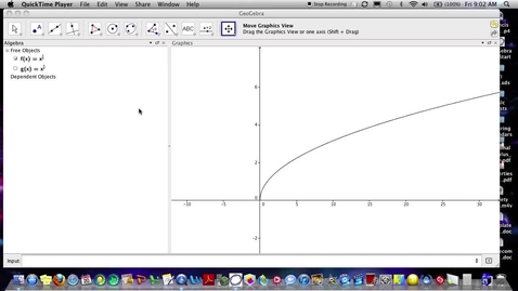 Thumbnail for entry Algebra 2A Section 6.5