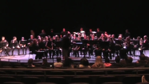 Thumbnail for entry LWHS Wind Ensemble: Thine Alabaster Cities Gleam