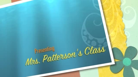 Thumbnail for entry Patterson