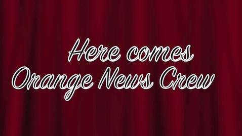 Thumbnail for entry Orange News 11-5-13