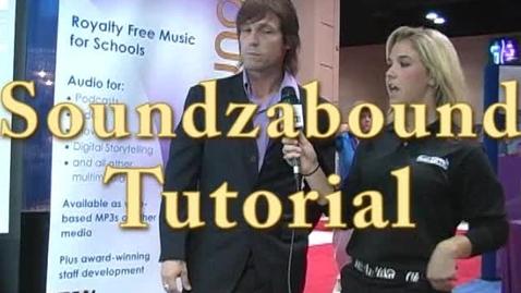 Thumbnail for entry Soundzabound: Site Tutorial