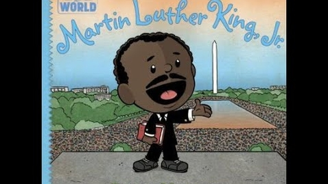 Thumbnail for entry I Am Martin Luther King Jr by Brad Meltzer| Books Read Aloud| StoryTimeWithMsMelange