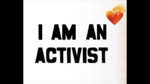 Thumbnail for entry Activism in Action