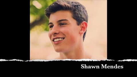 Thumbnail for entry Shawn Mendes - Legend Project