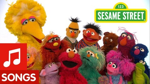 Thumbnail for entry Sesame Street: Sing the Alphabet Song!