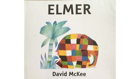 Thumbnail for entry Elmer by David McKee