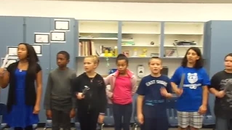 "Thumbnail for entry 13-14 Ms. Del Valle's 5th grade class ""Jingle Bells"""