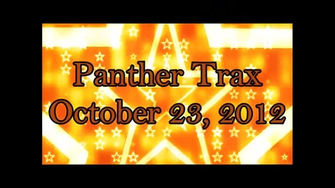 Thumbnail for entry October 23, 2012