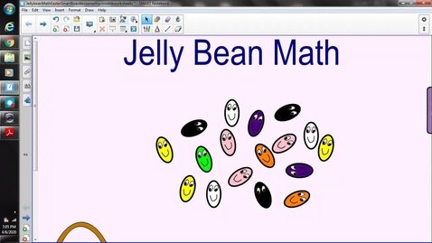 Thumbnail for entry Jelly Bean Math Day 1