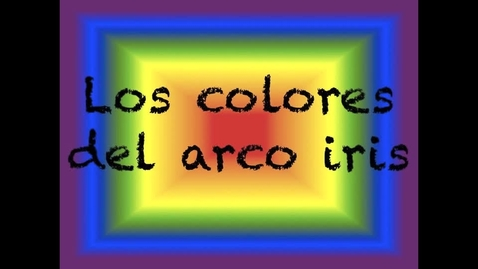 Thumbnail for entry Los colores del arco iris (2)