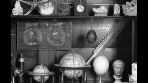 Thumbnail for entry WONDERSTRUCK, BY BRIAN SELZNICK--Cabinets of Curiosity- Wunderkammern- Cabinets of Wonder