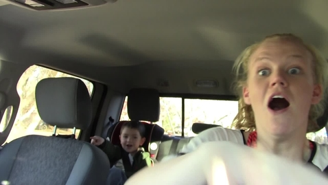 Thumbnail for entry Distracted Driving PSA