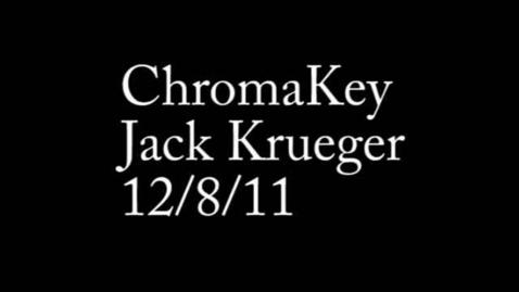 Thumbnail for entry Chromakey