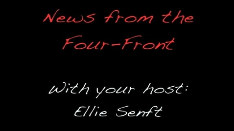 Thumbnail for entry News from the 4front - Entertainment show