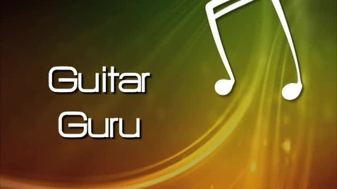 Thumbnail for entry Guitar Guru
