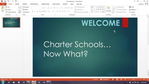 Thumbnail for entry Alabama Charter Schools: Now What?