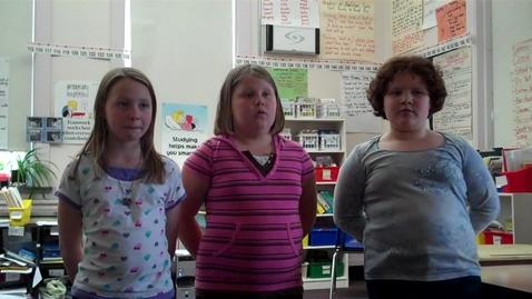 Thumbnail for entry Miss Maggie's Class Sings Abenaki Songs