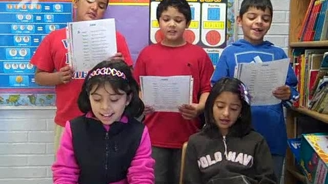 Thumbnail for entry Friends by Mrs. Violett's 3rd graders