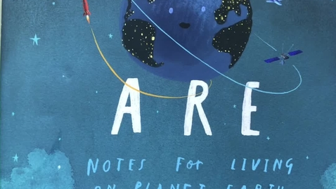 Thumbnail for entry Here we Are by Oliver Jeffers read by Miss King