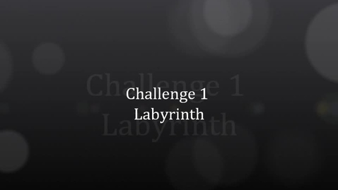 Thumbnail for entry Robotics Challenge 1