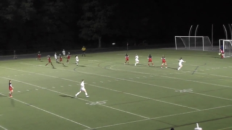 Thumbnail for entry Matt and Tommy Canton Girls Varsity Soccer Highlights vs Milton