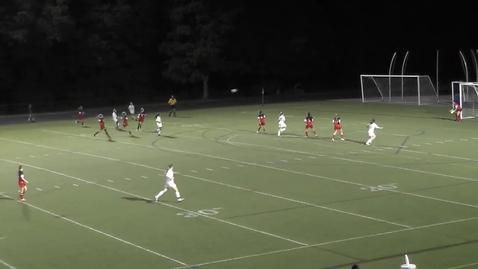 Thumbnail for entry Matt and Tommy Canton Girls Varsity Soccer Highlights vs Milton