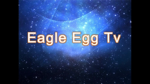 Thumbnail for entry Elko's Final Eagle Egg TV Video Project
