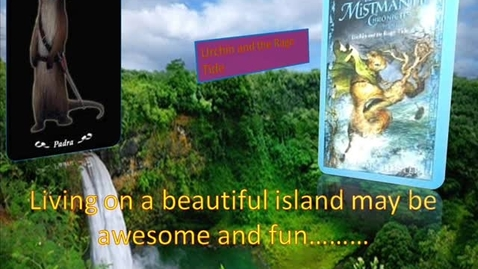 Thumbnail for entry Miss Mantle Chronicles 5 Book Trailer