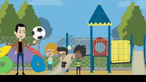 Thumbnail for entry Integrating Literacy into Physical Education Classes
