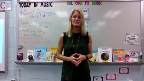 Thumbnail for entry Sept. 28-Oct. 2  Music Lesson