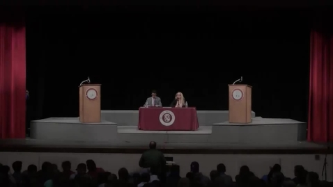 Thumbnail for entry 2016 CHS Candidate Forum