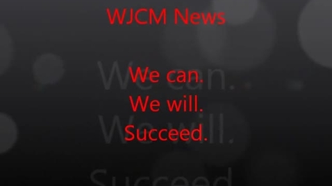 Thumbnail for entry WJCM News - March 1 - Stress, Archery