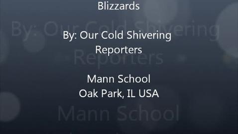 Thumbnail for entry Blizzards, Blizzards, Blizzards