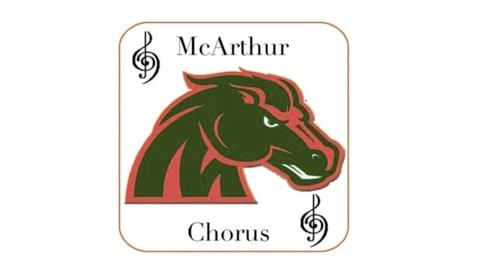 Thumbnail for entry McArthur High Chorus Spring Concert Preview 2015