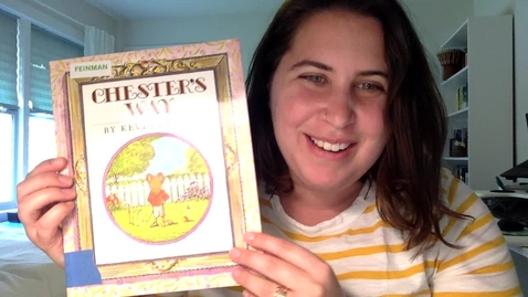 Thumbnail for entry Chester's Way Read Aloud