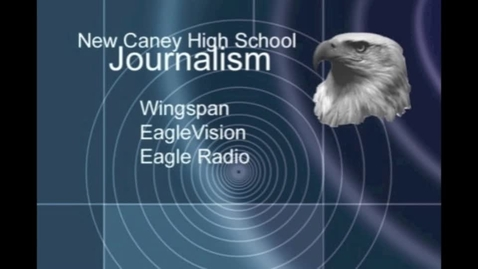 Thumbnail for entry East Montgomery County Flood - New Caney HS EagleVision