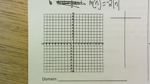 Thumbnail for entry Example Problem #1b Quiz Review Multiple Representations.