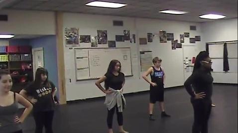 Thumbnail for entry CLU rehearsal 10-21