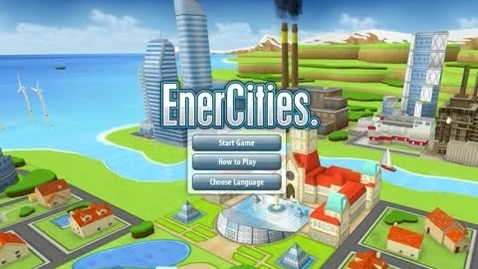 Thumbnail for entry EnerCities Gameplay Timelapse